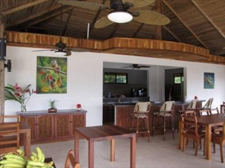Interior view Eco Boutique Hotel Vista Las Islas Reserva Natural
