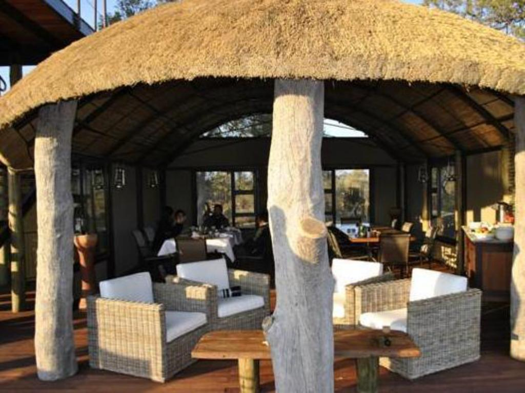 Interior view Nkasa Lupala Tented Lodge