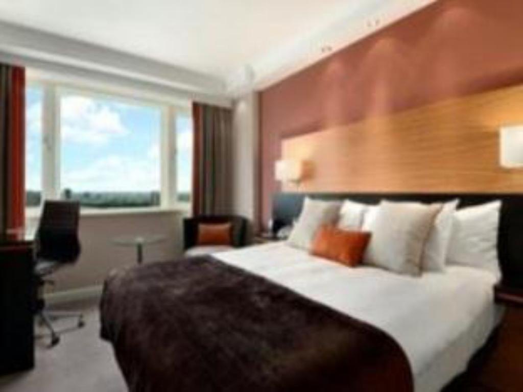 King Deluxe Room - Letto Hilton London Metropole Hotel