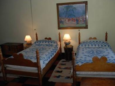 Tweepersoonskamer met 2 eenpersoonsbedden (Double Room with Two Single Beds)