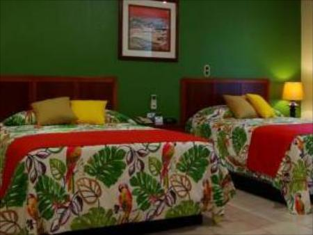 Standard Double Room with Two Double Beds Tilajari Hotel Resort
