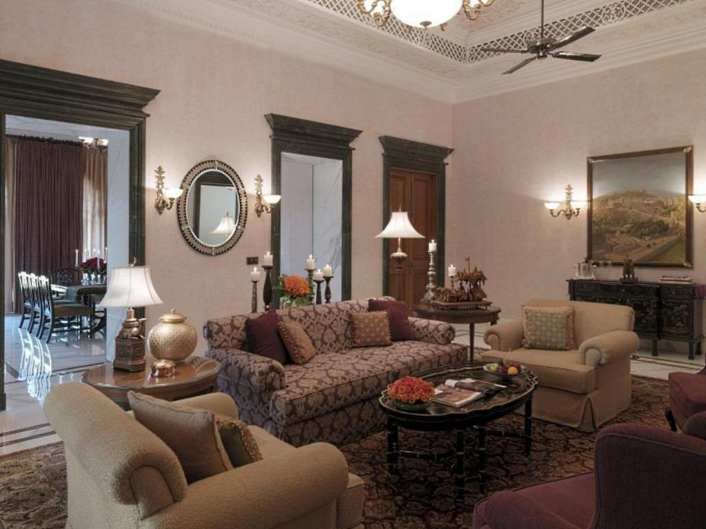 Interieur Rambagh Palace Hotel
