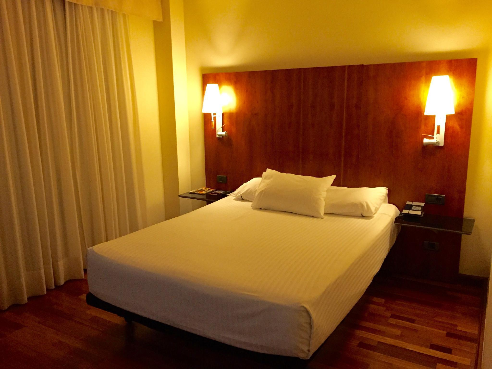 Smaller Guest room, 1 Twin/Single Bed(s), City view