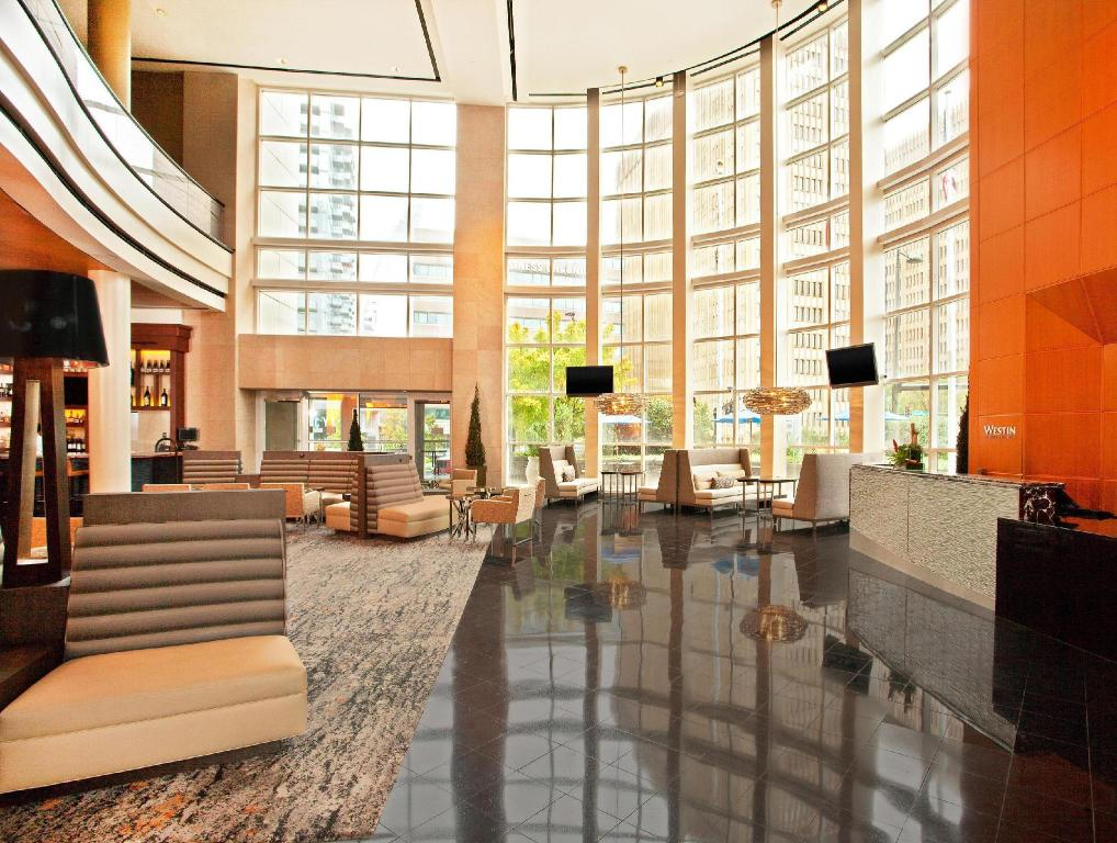 Lobi The Westin Buckhead Atlanta