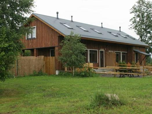Maison de Vacances avec Sauna (Holiday House with Sauna)