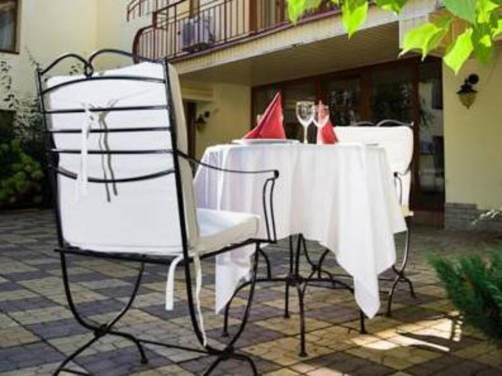 balcon/terasă Grand Admiral Resort & SPA