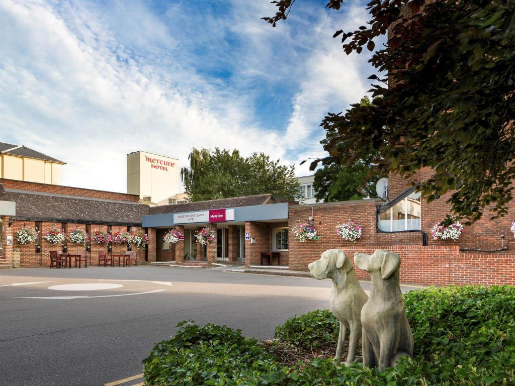 More about Mercure Maidstone Great Danes Hotel