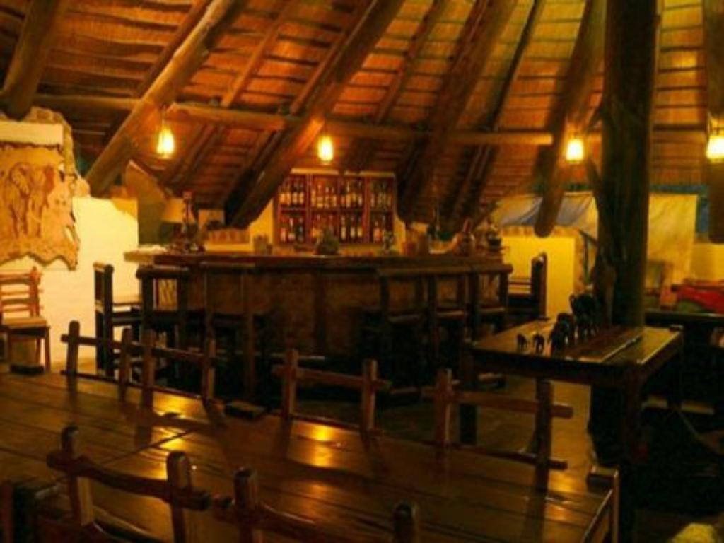 Interior view Huab Lodge & Bush Spa