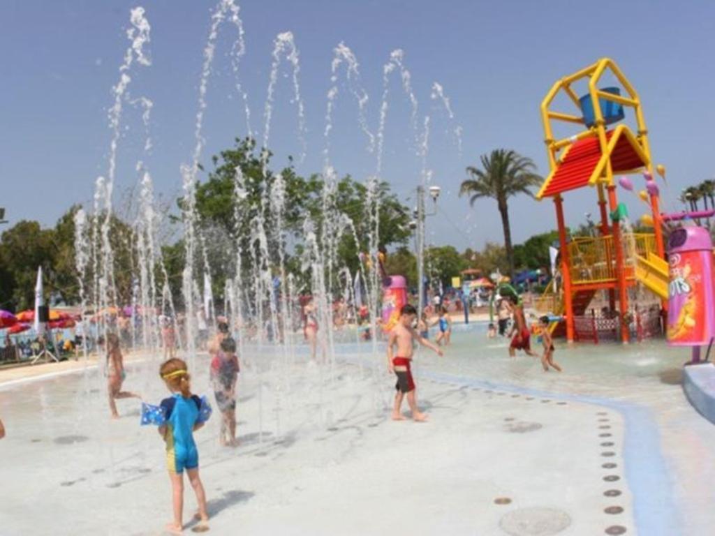 Swimming Pool Shefayim Kibbutz Hotel By Khc