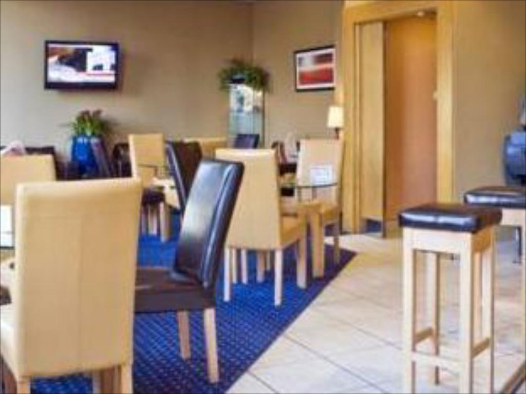Kafić Holiday Inn Express - Glasgow - City Ctr Theatreland