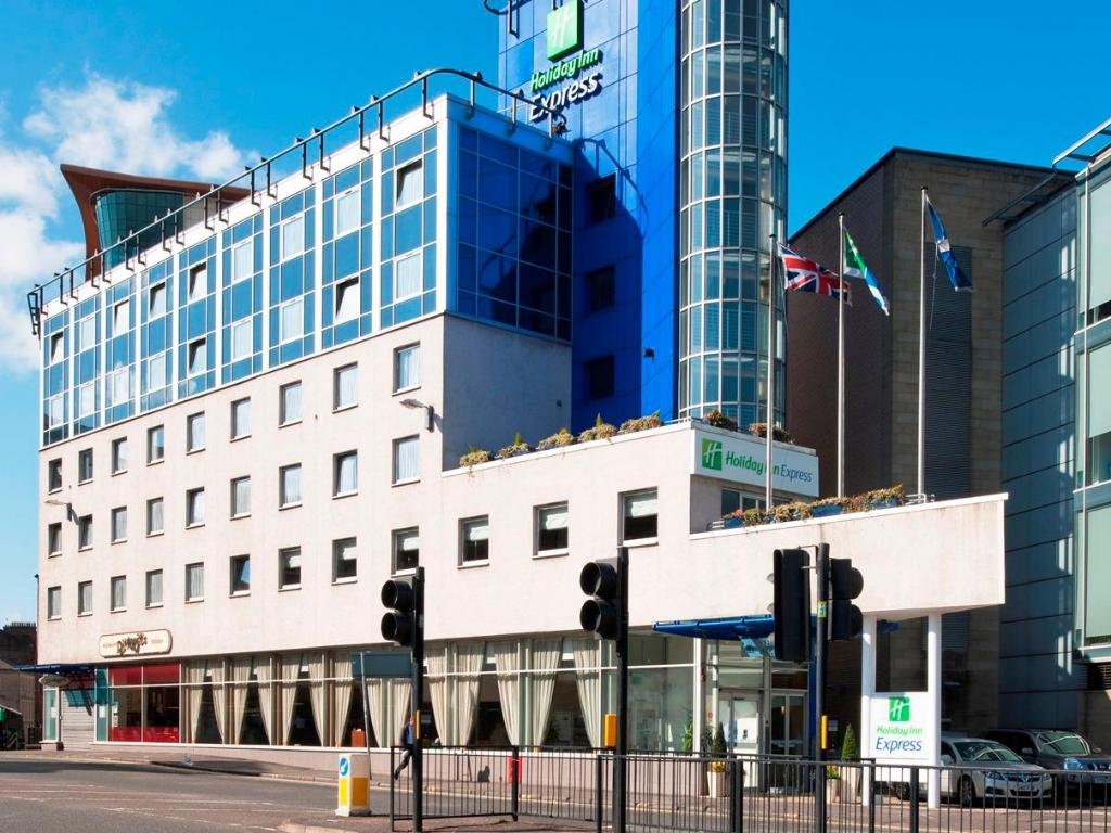 Više o smještajnom objektu Holiday Inn Express - Glasgow - City Ctr Theatreland