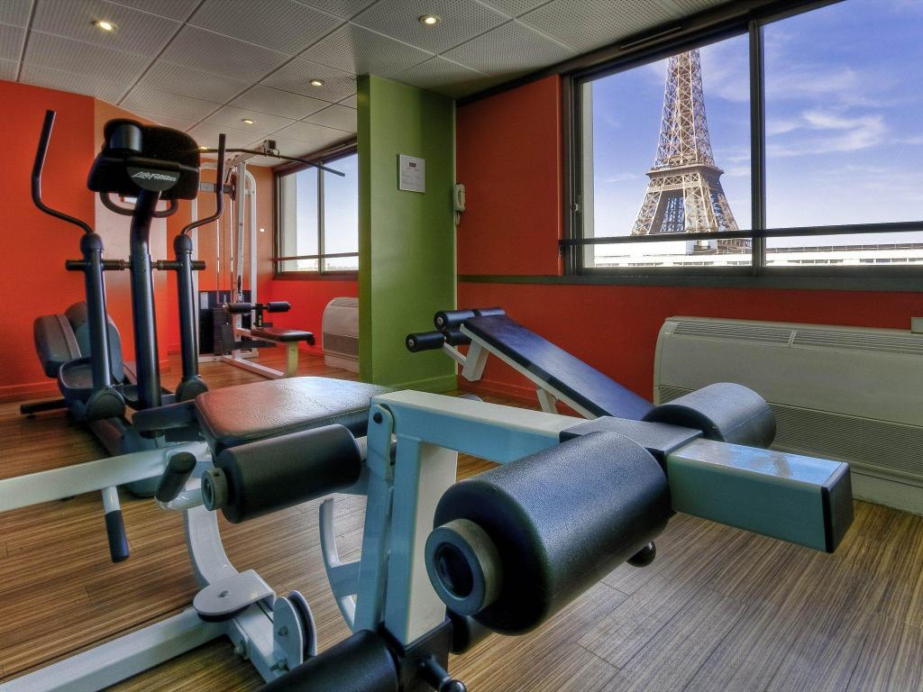 fitnesscenter Mercure Paris Centre Tour Eiffel