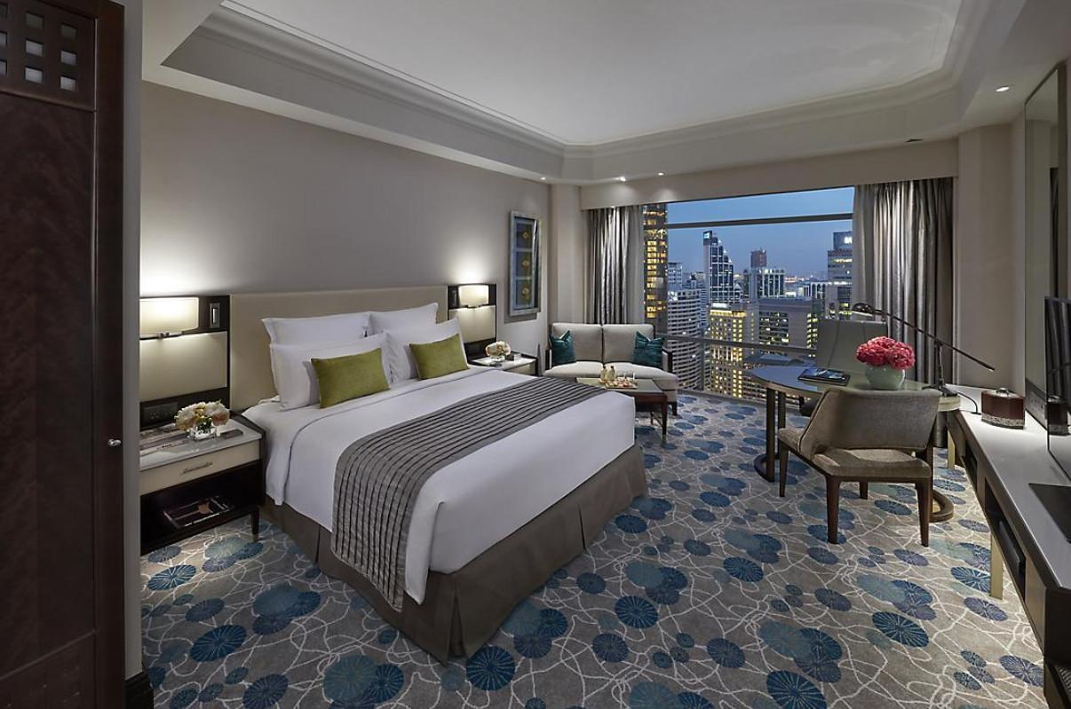 Deluxe City View Room King