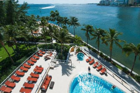 Swimming pool [outdoor] Mandarin Oriental Miami