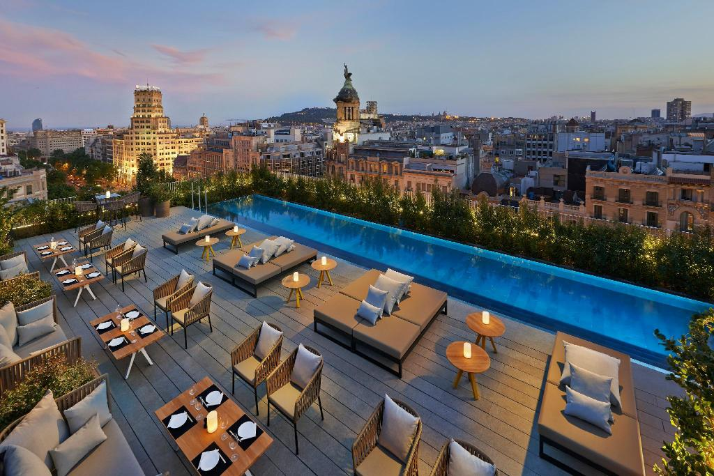 Mandarin Oriental Barcelona In Spain Room Deals Photos