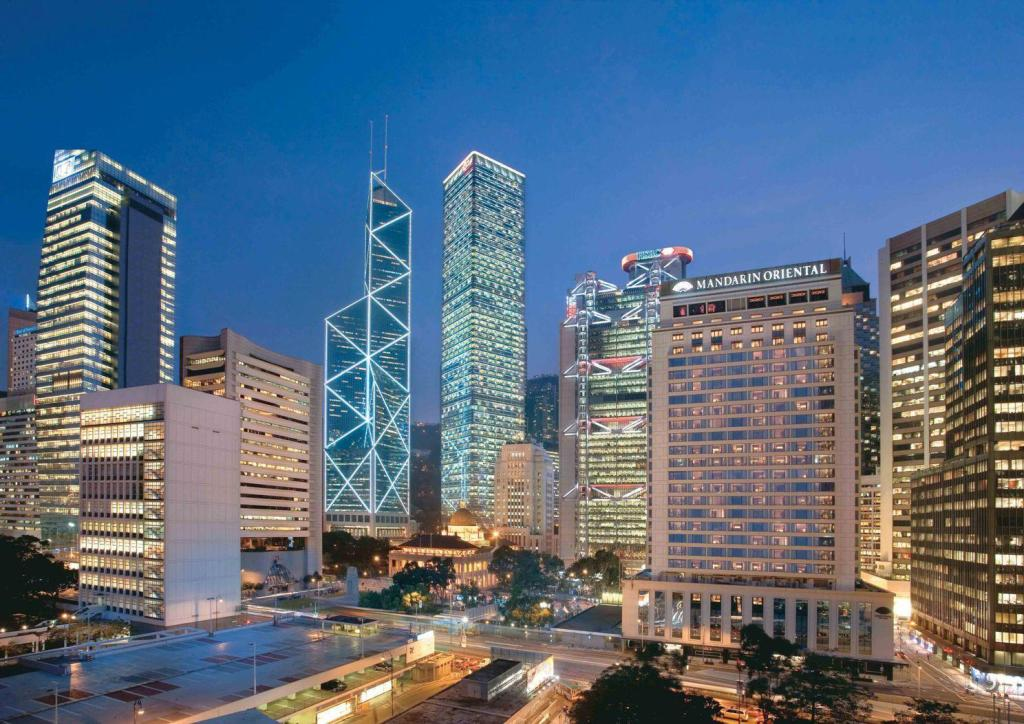 More about Mandarin Oriental Hong Kong