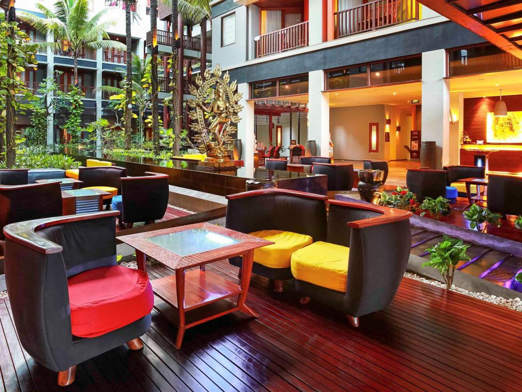 Interior view Mercure Kuta Bali