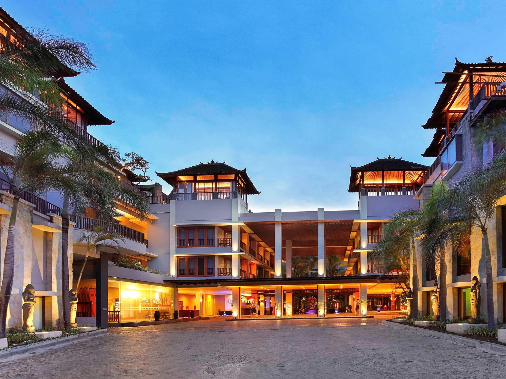 Aeroporto Bali : Mercure kuta bali bali oportunidades de última hora com agoda na