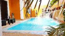HIDELAND - The Luxury Tropical Villa  Pool Jacuzzi