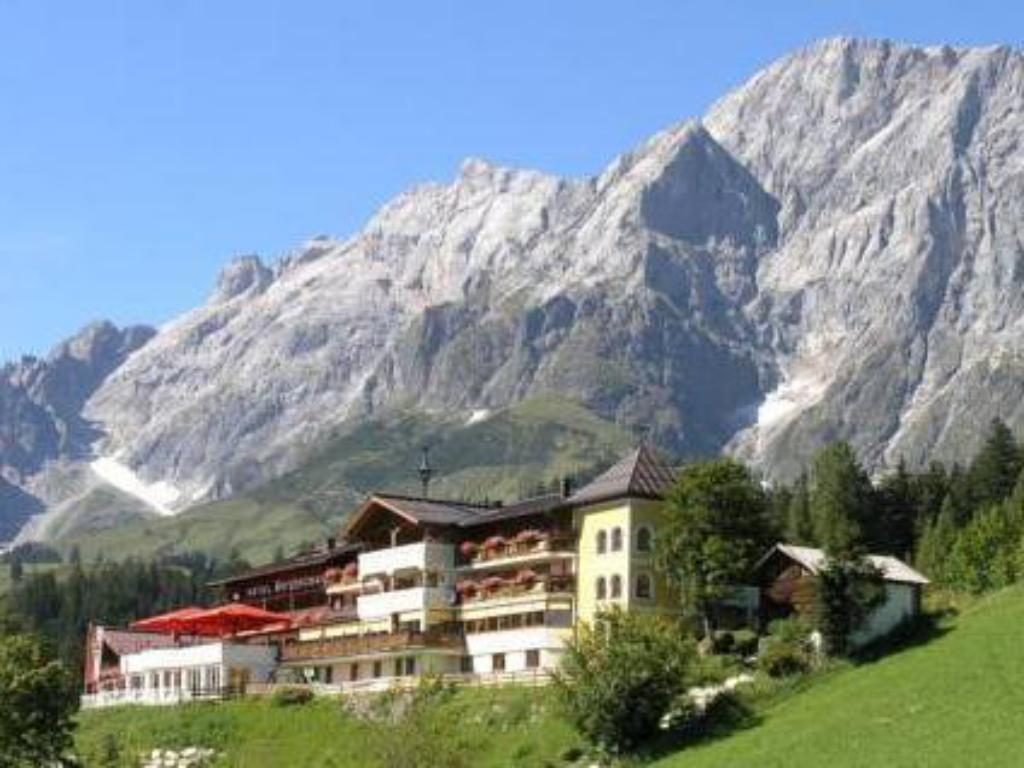 hotel bergheimat mühlbach