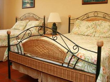 Double Queen Bed