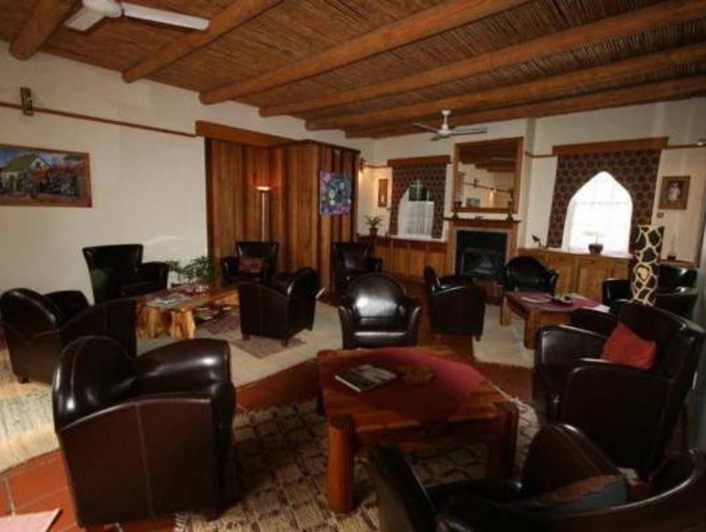 Lobby Port Wine Guest House