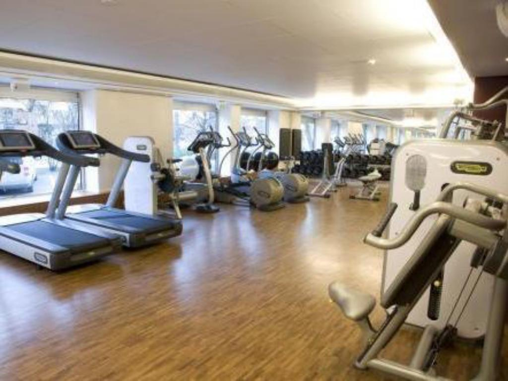Fitness center Elite Park Avenue Hotel
