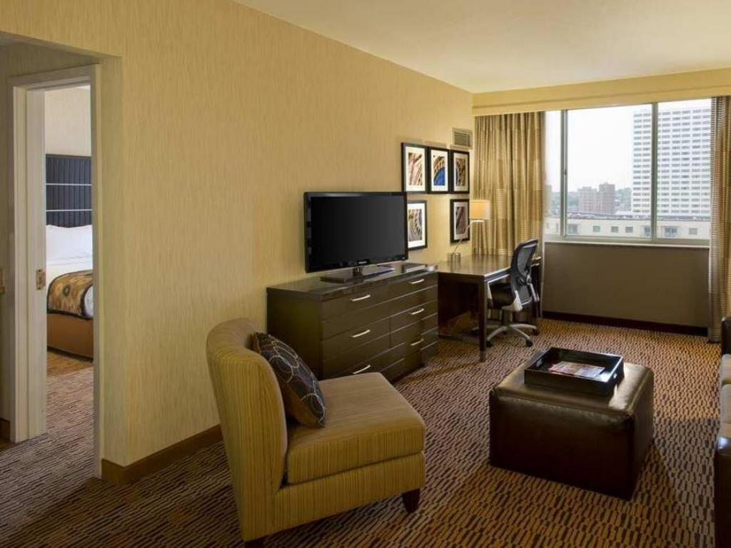 Soba za goste DoubleTree Suites by Hilton Minneapolis