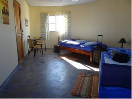 Interno Capricorn Restcamp