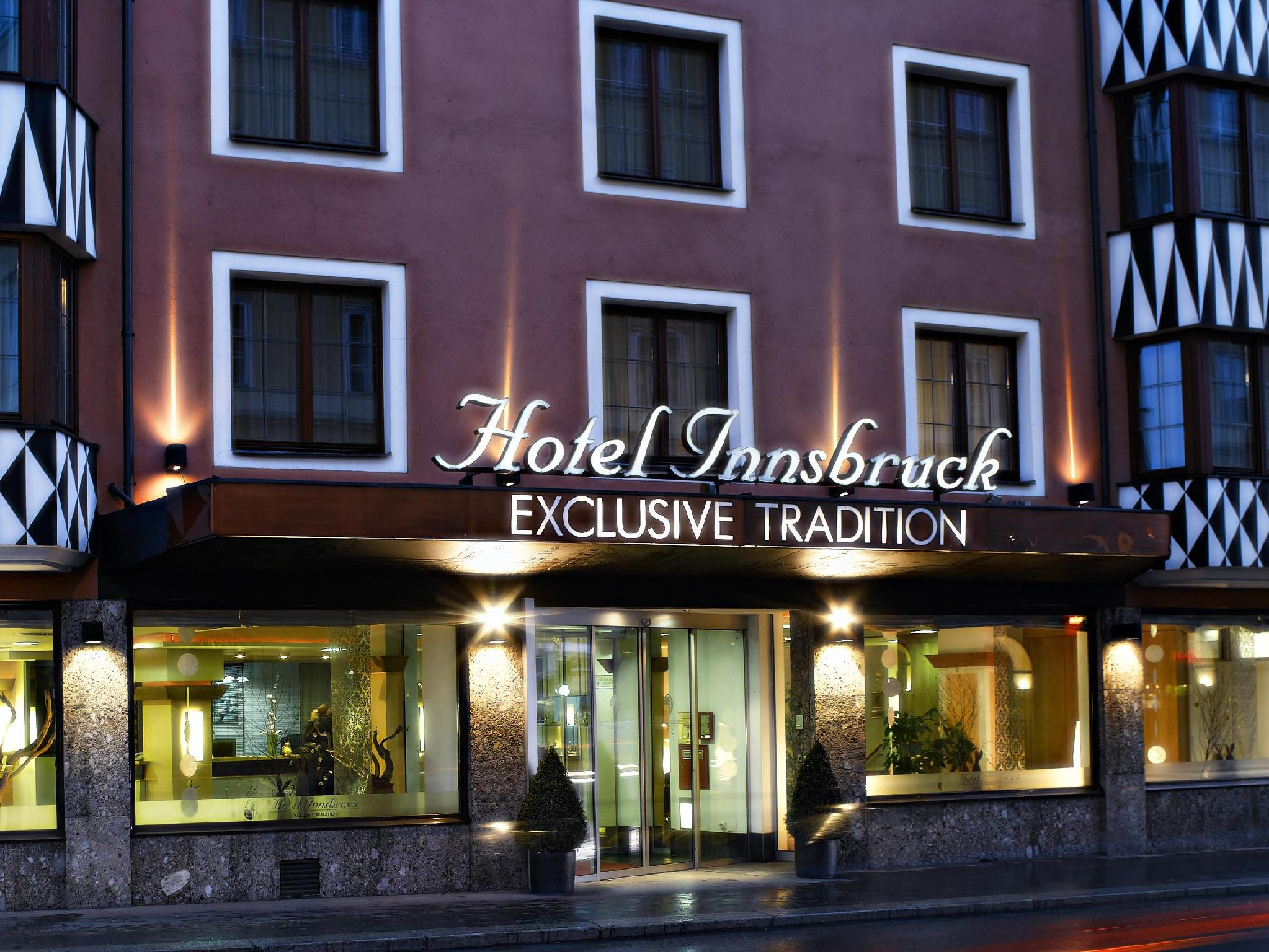 Best Price on Hotel Innsbruck in Innsbruck Reviews
