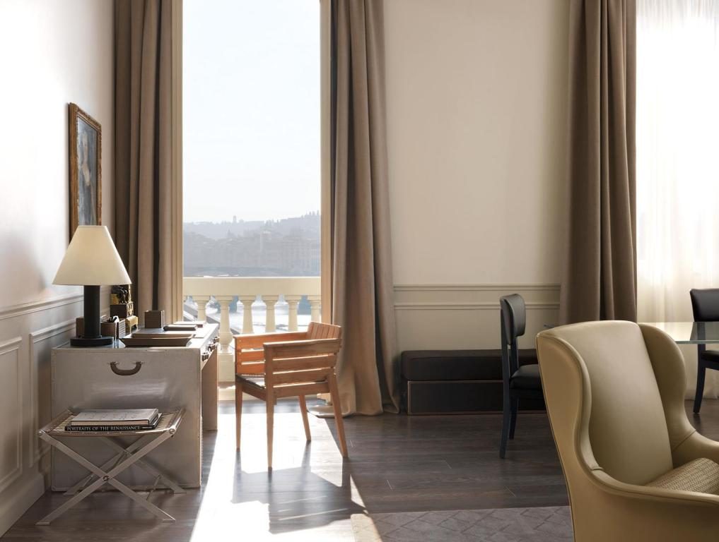 More about The St. Regis Florence