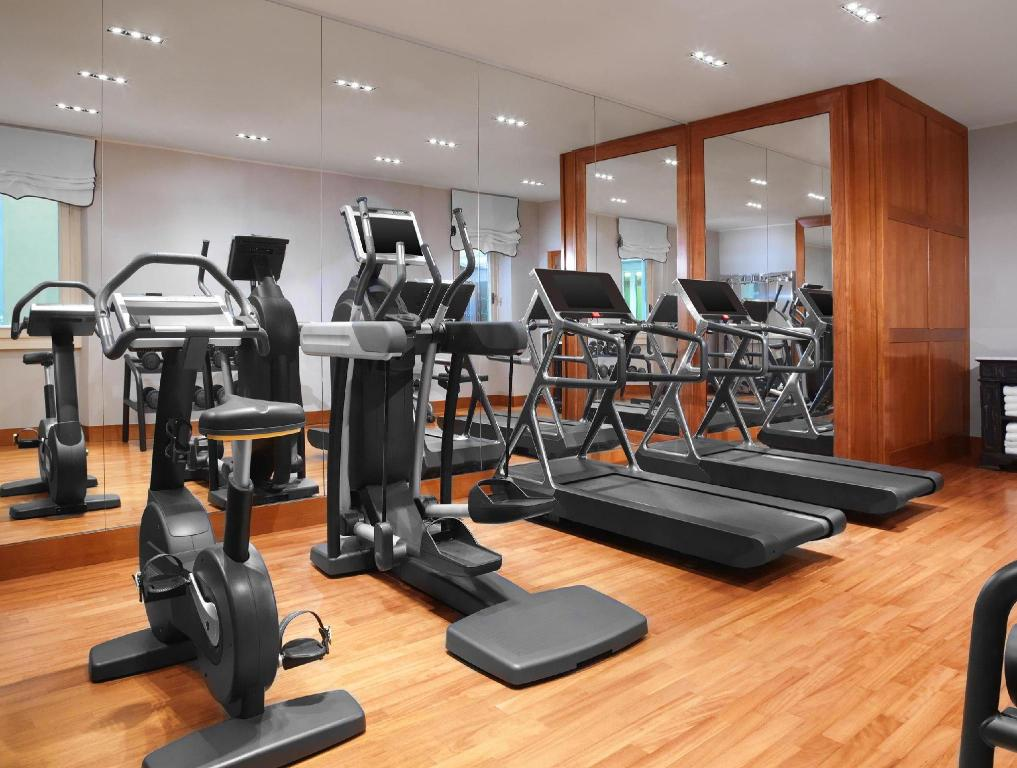 Fitness center The St. Regis Florence