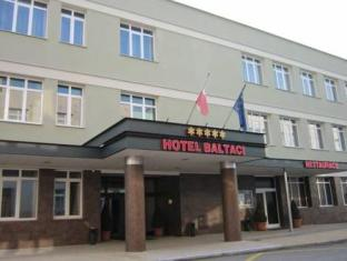 Hotellet indefra