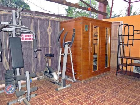 Fitness center Citadel Bed and Breakfast