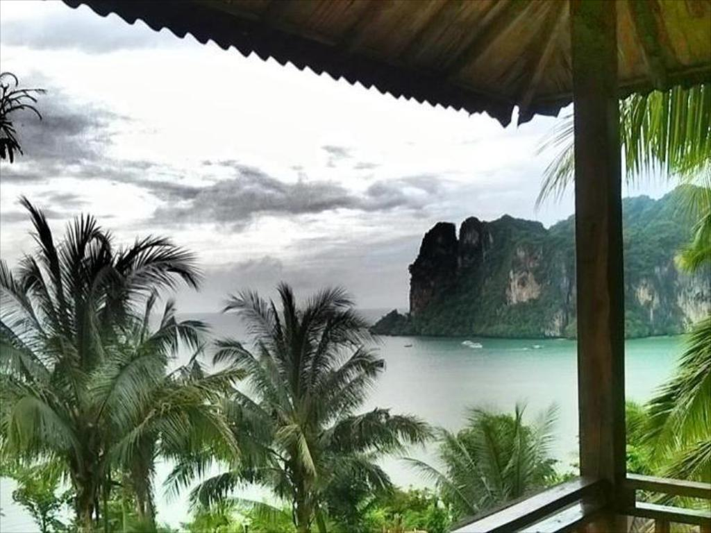Balcony/terrace Railay Garden View Resort