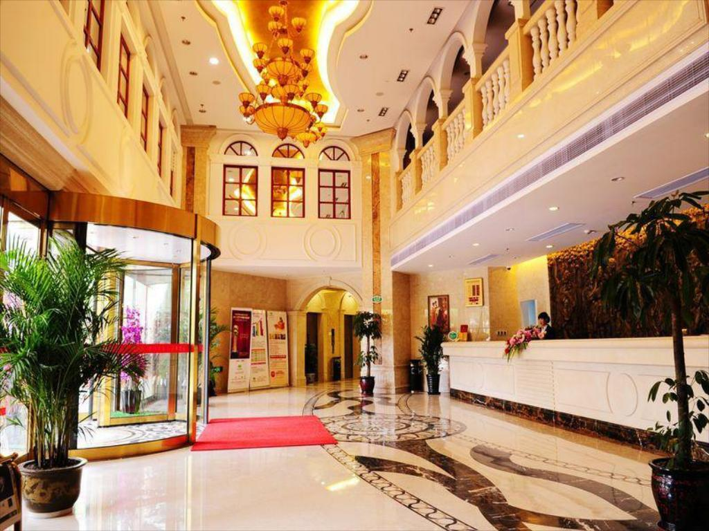 Vienna International Hotel Shanghai Pudong Airport Huaxia Branch In China