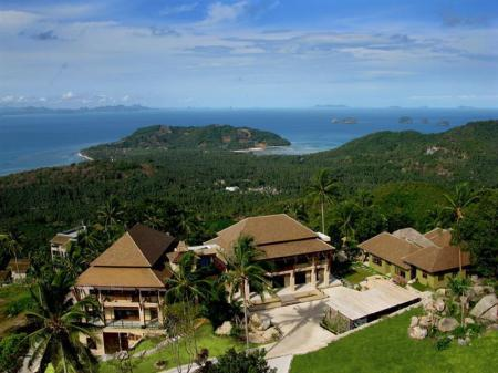 Exterior view Samui Ridgeway Estate & Spa