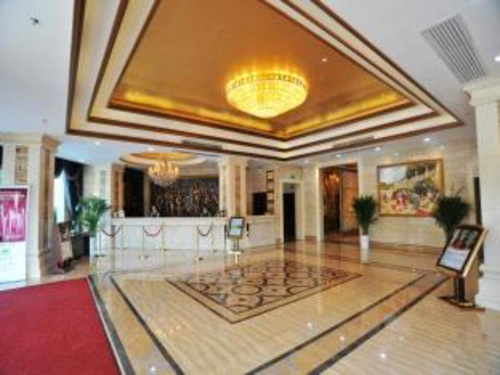 Empfangshalle Vienna Hotel Guilin Qixing Road Branch