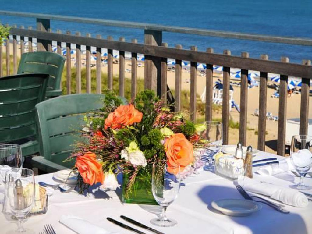 Balcony/terrace Gurney's Montauk Resort & Seawater Spa