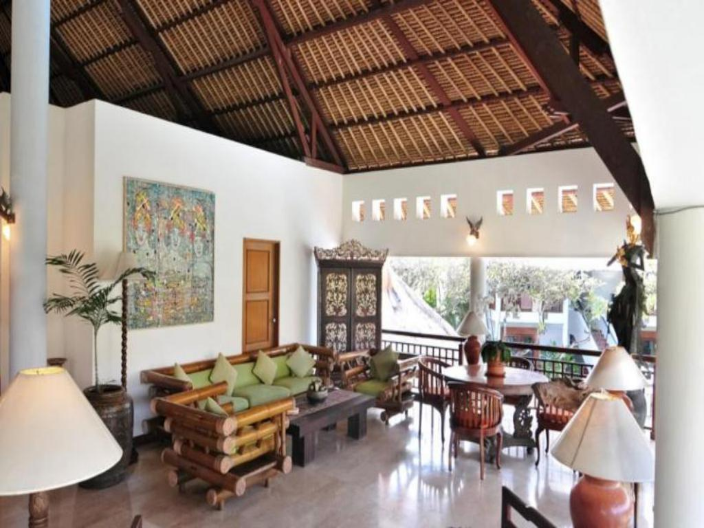 Lobby Sativa Sanur Cottages Hotel