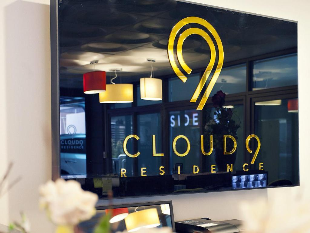 Lobby Cloud 9 Serviced Residence