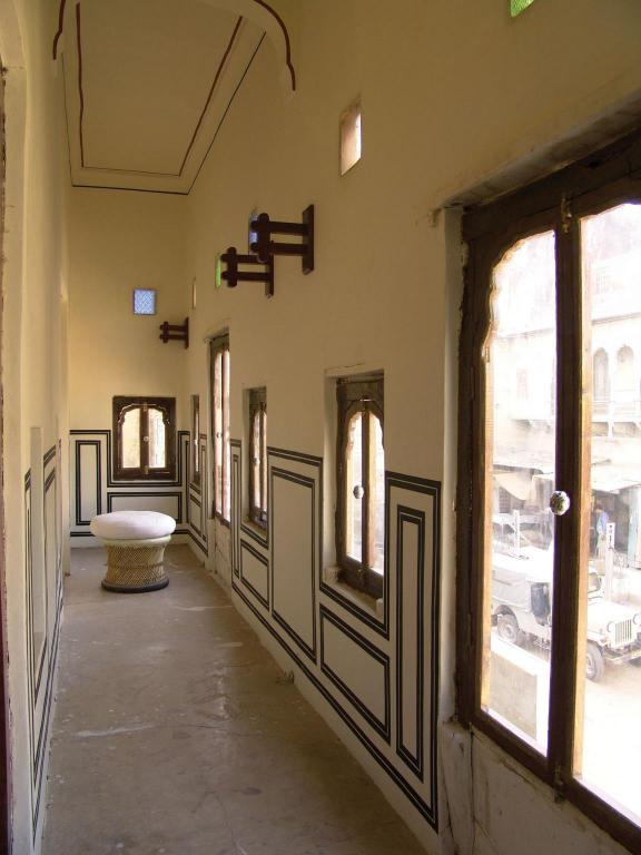 Standard Single Room - Balcony/terrace Hotel Mandawa Haveli