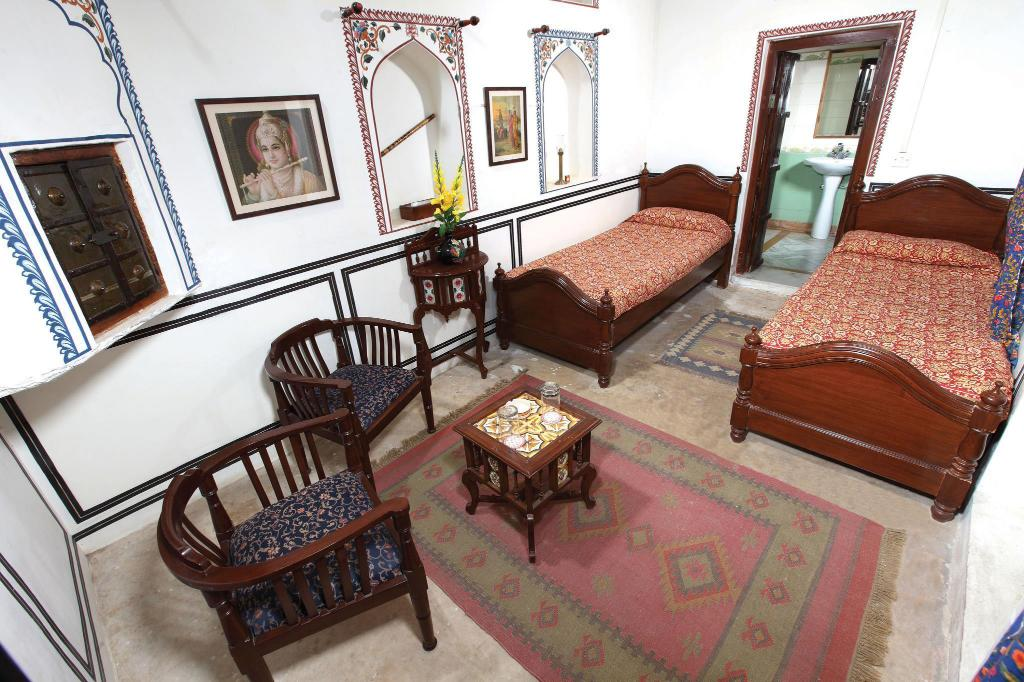 See all 25 photos Hotel Mandawa Haveli