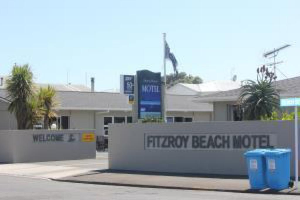 موتيل فيتزروي بيتش (Fitzroy Beach Motel)