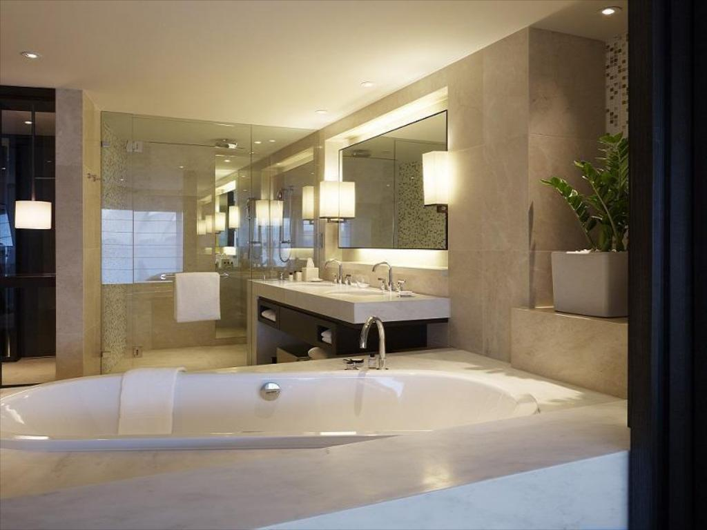 Opera Room - Bathroom Park Hyatt Sydney