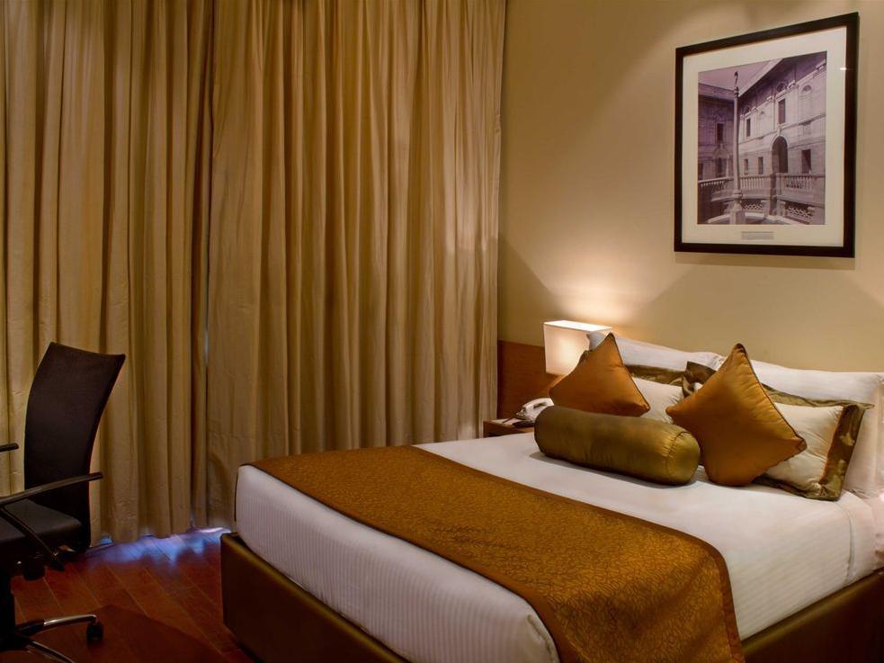 Das Radisson Blu Marina Hotel Connaught Place in Neu-Delhi und ...