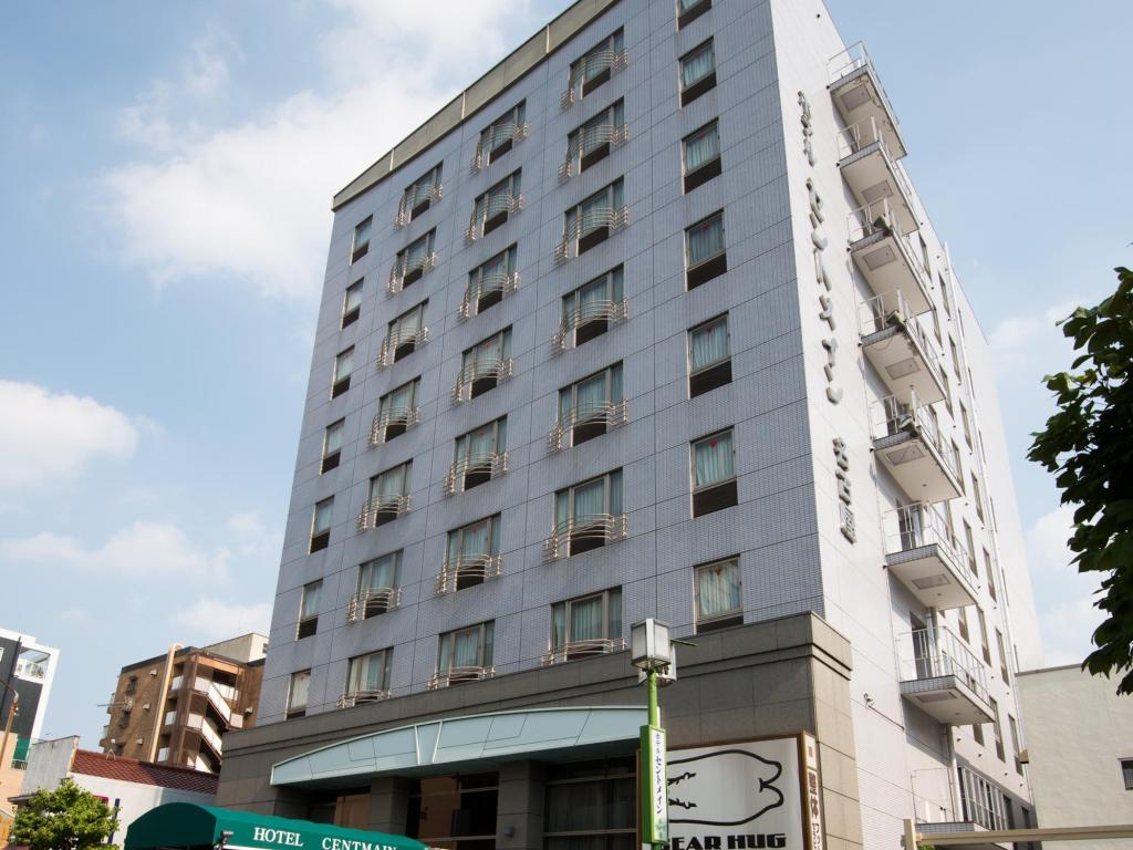More about Hotel Cent Main Nagoya