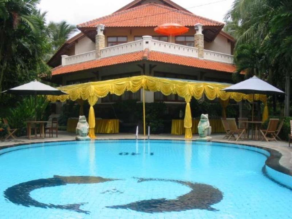 Pondok Layung, Rekreasi Sambil Masak Sendiri
