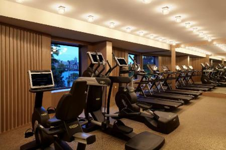 Fitness center Park Hyatt Sydney