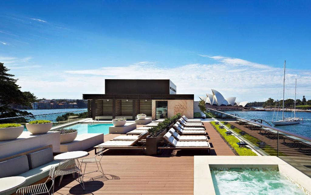 Swimming pool [outdoor] Park Hyatt Sydney